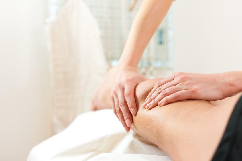 Klassische Massage Physiotherapie Medwell Thun