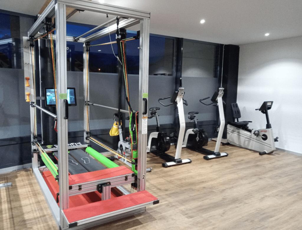 Training Fitness Thun Medwell