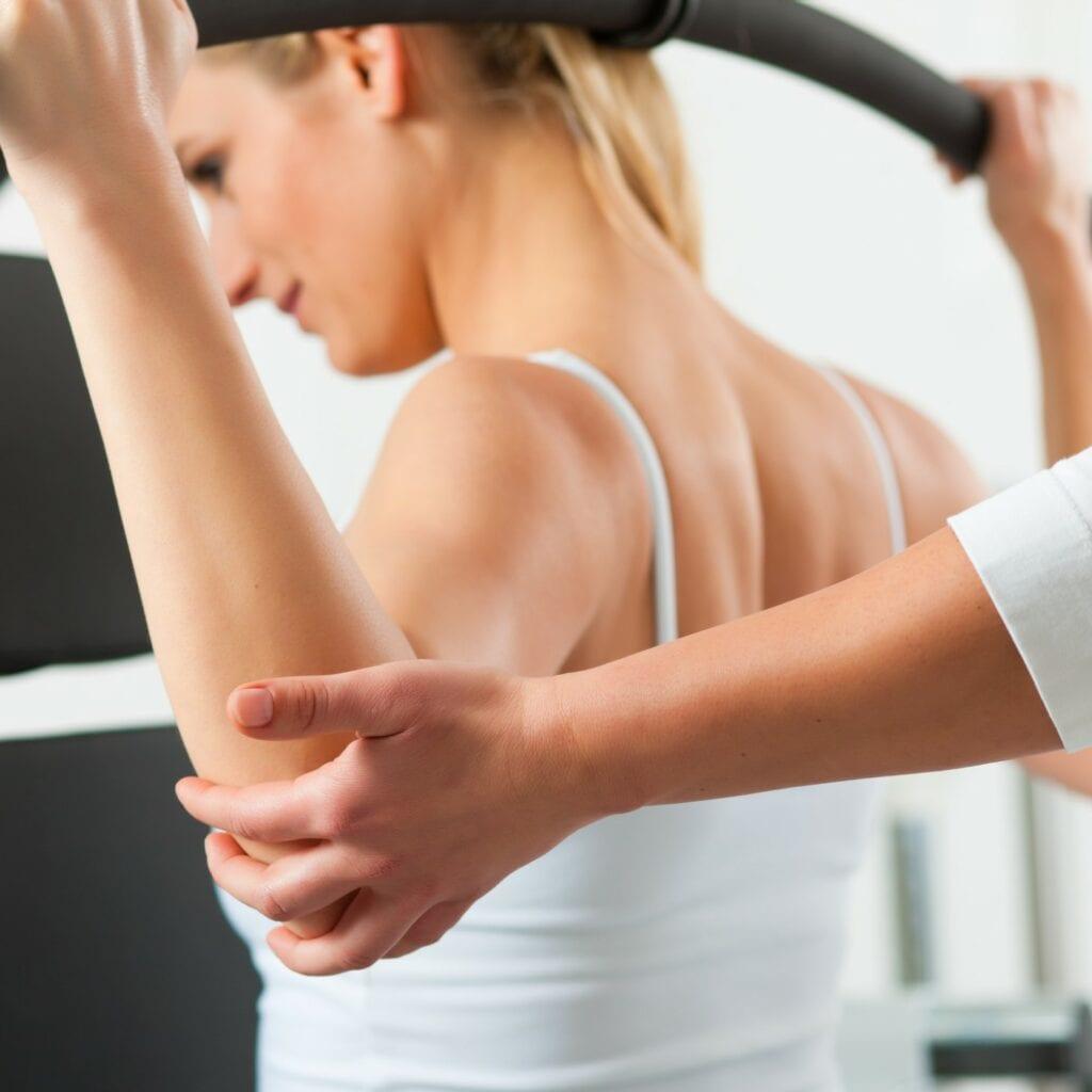 Medizinische Trainingstherapie, Fitness, Gym, Medwell Thun